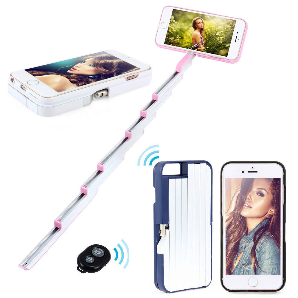 stikbox extendable the selfie stick bluetooth monopod phone case cover selfiestick for iphone 6. Black Bedroom Furniture Sets. Home Design Ideas
