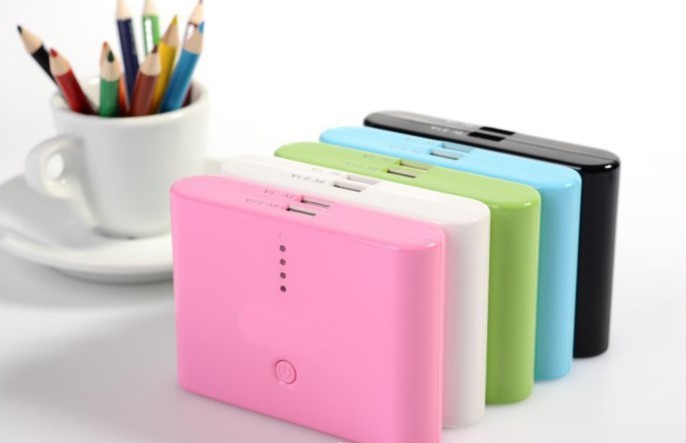 Cargador Portatil Free Shipping 12000mah Power Bank Portable Charger External Backup Battery For Mobile Phone With Retail Box