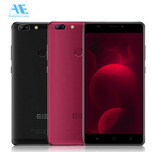 Buy Original Elephone C1 Max MT6737 Quad Core Android 7.0 Smartphone 2G RAM 32G ROM 13.0MP 6.0Inch 1280*720 Fingerprint Cellphone for $112.99 in AliExpress store
