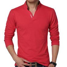 2014 New Fashion Brand Casual Men's Long T-shirt,Simple fashion Europe style Long Tee Shirt, High Quality Cotton Long tshirt Men