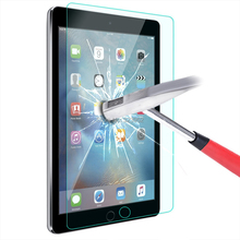 High quality anti-scratch screen protector for ipad mini 4 9h tempered glass screen protector 500pcs/lot free shipping