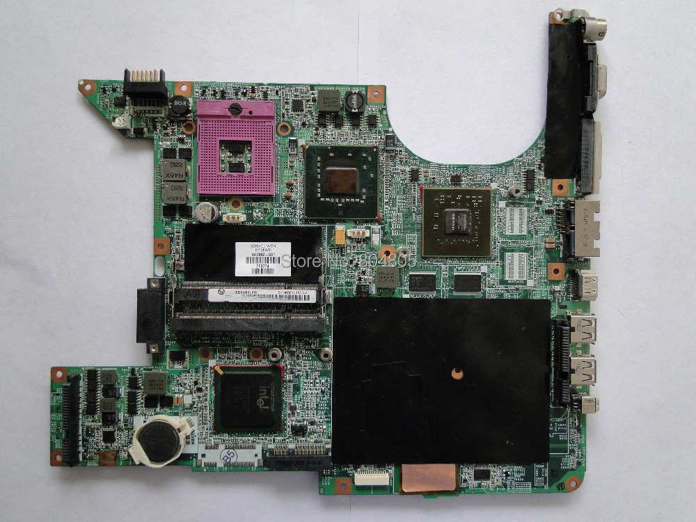 Wholesale Top quality for HP laptop motherboard DV9000 447982-001 100% full tested(China (Mainland))