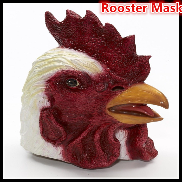 Chicken face mask - photo#7