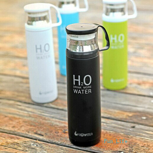 Fun Life H2O Thermos Cup garrafa termica infantil inox caneca Bottle water bottle thermos for food