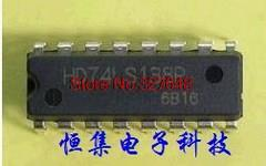 10PCS 74LS138 74LS138P 74138 HD74LS138P3-to-8 Line Decoder/Demultiplexer DIP-16 100% new original(China (Mainland))