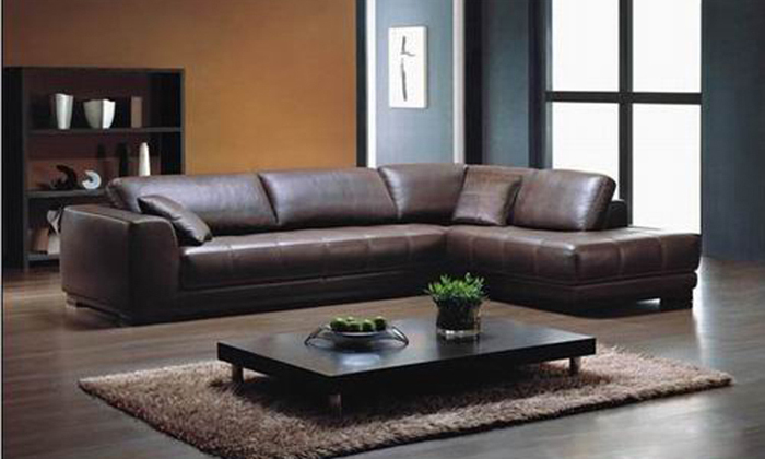 Free shipping sectional modern sofa set new design for Contemporary sofa set