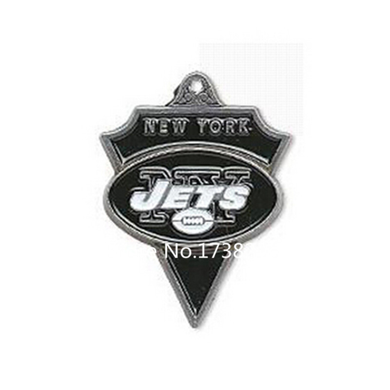 Top sale alloy metal rhodium enamel color finish sport for New top jewelry nyc prices