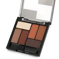 6 colors eye shadow palette matte paleta de maquiagem naked earth color eyeshadow with bar dressing