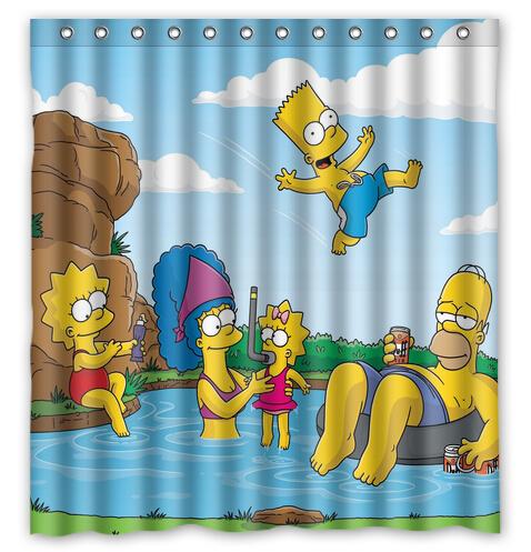 Simpsons de bain promotion achetez des simpsons de bain promotionnels sur - Bande dessinee simpson ...