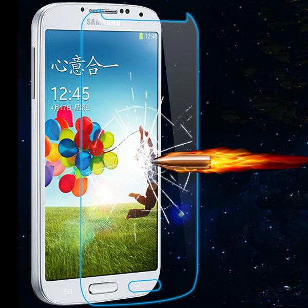 Slim Ultra Thin Tempered Glass Screen Protector For Samsung Galaxy S3 S4 S5 S6 Note 2 3 4 5 For A3 A5 A7 A8 Case Protective Film(China (Mainland))