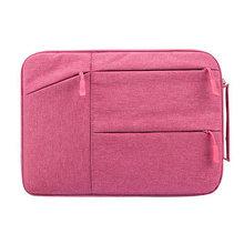 Saco do portátil para macbook ar pro retina 11 12 13 14 15 15.6 polegada luva do portátil caso pc tablet caso capa para xiaomi ar hp dell(China)