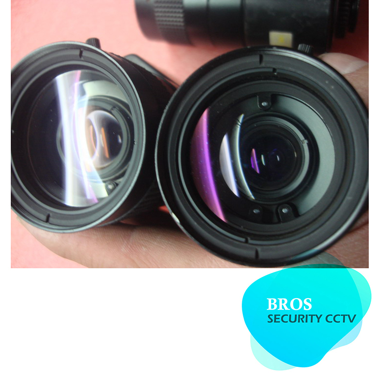 Used H6Z0812AIDC video driver 1/2 auto iris lens with wat-902h(China (Mainland))