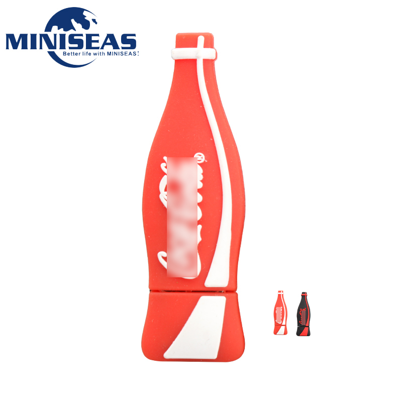 Miniseas 2016 With H2textw Fashion Cool Soft Drink 8G/16G/32G/64G Usb 2.0 Memory Stick U dish Pen Drive Pendrive Usb Flash Drive<br><br>Aliexpress