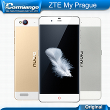 New Original ZTE Nubia My Prague Android 5.0 13 MP+8 MP Camera Super AMOLED Screen 5.2″ 1080 x 1920 pixels 4G LTE Cell Phone