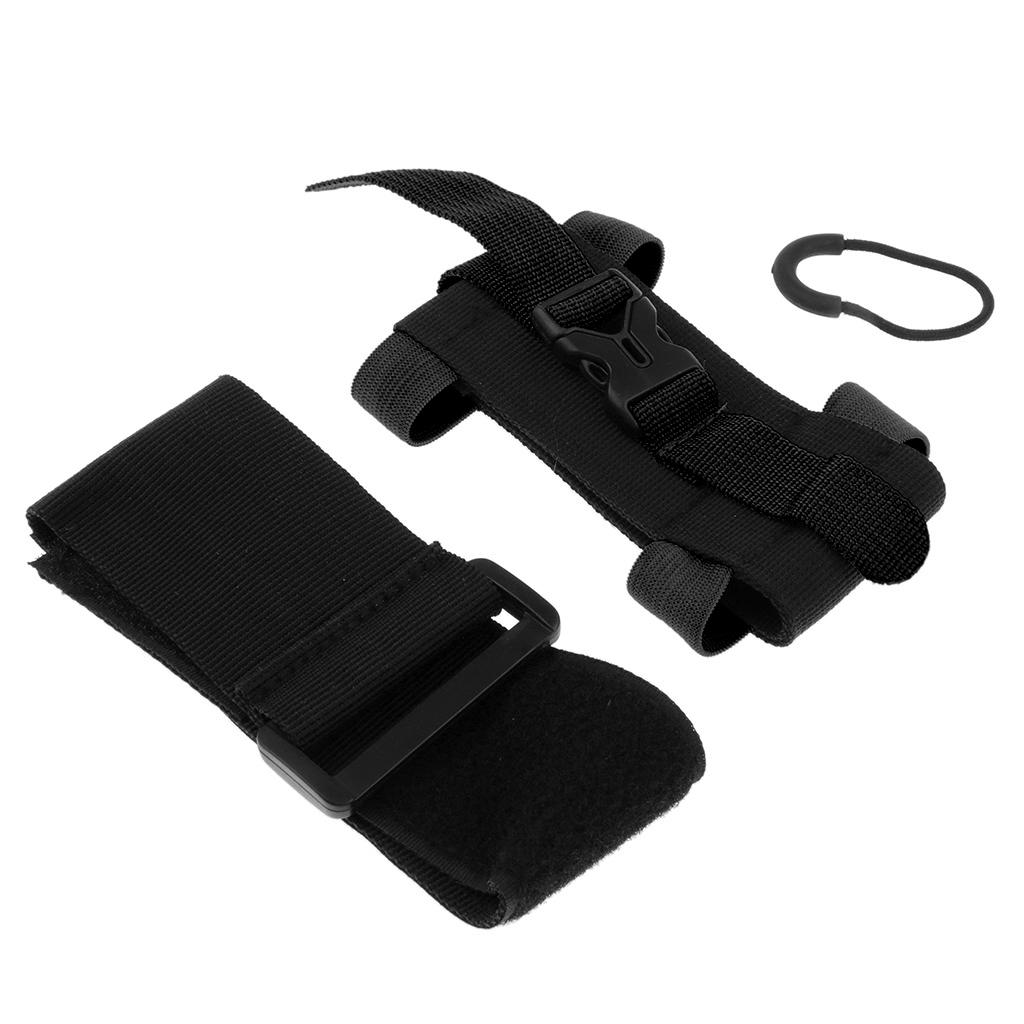 Lovoski High Quality Portable Sports Wrist Arm Band Pouch Mobile Phone Holder black