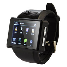 New hot selling GSM An1 smart watch phone, Android systerm, 2.0 touch screen, 2.0Mp camera, bluetooth, WIFI, GPS, free shipping!