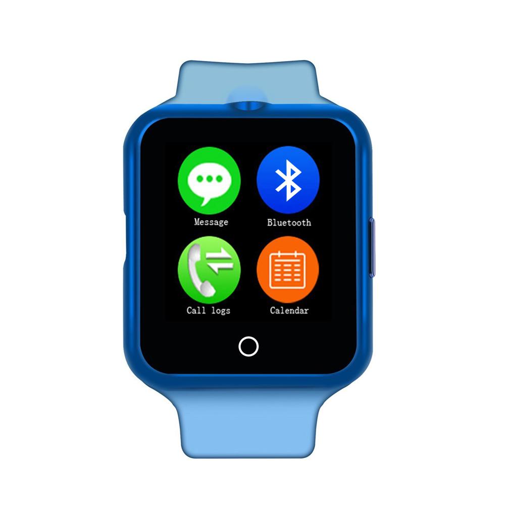 Bluetooth Smart Watches SIM Watch Phone Heart Rate Monitor Sleep Tracker Pedometer for Samsung Sony LG Moto iPhone Kids Watch(China (Mainland))