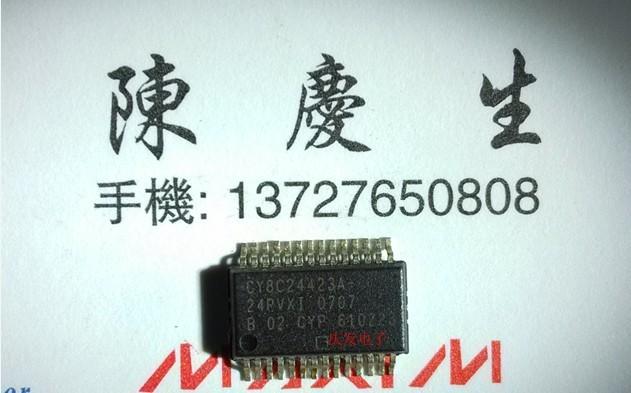 Цена CY8C24423A-24PVXI