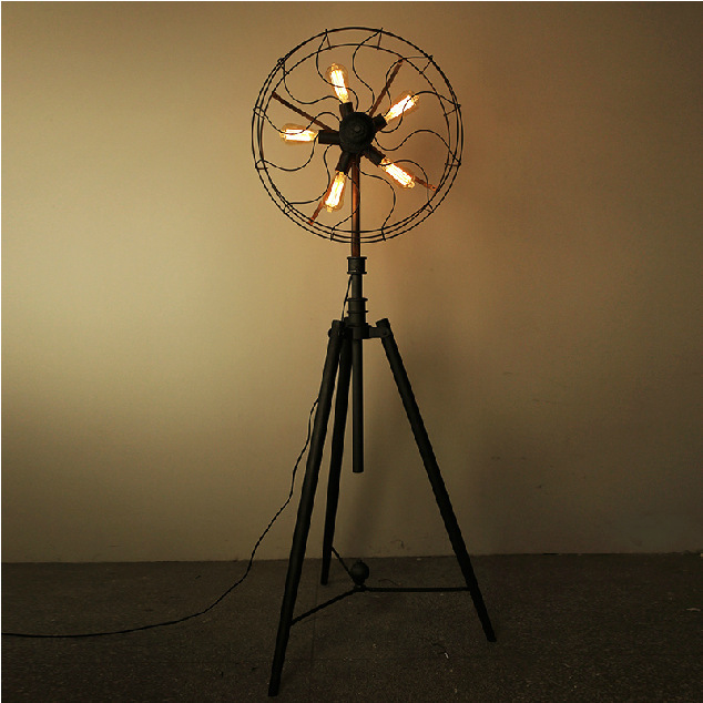 Floor Fans With Light : Antique style floor fans related keywords