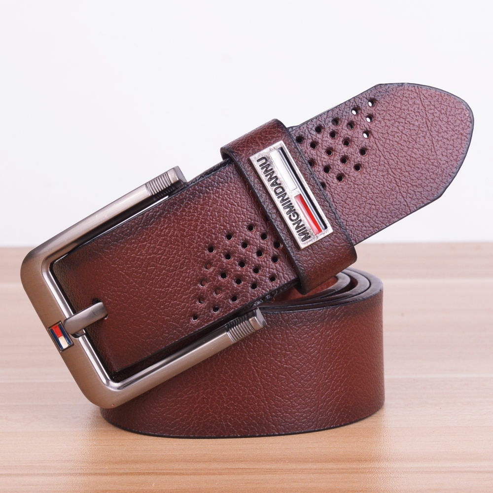 2016 Hot Sale !!!Classic Design Fashion men pu Leather belt high quality men Belt belts for men waist for male strap for man(China (Mainland))