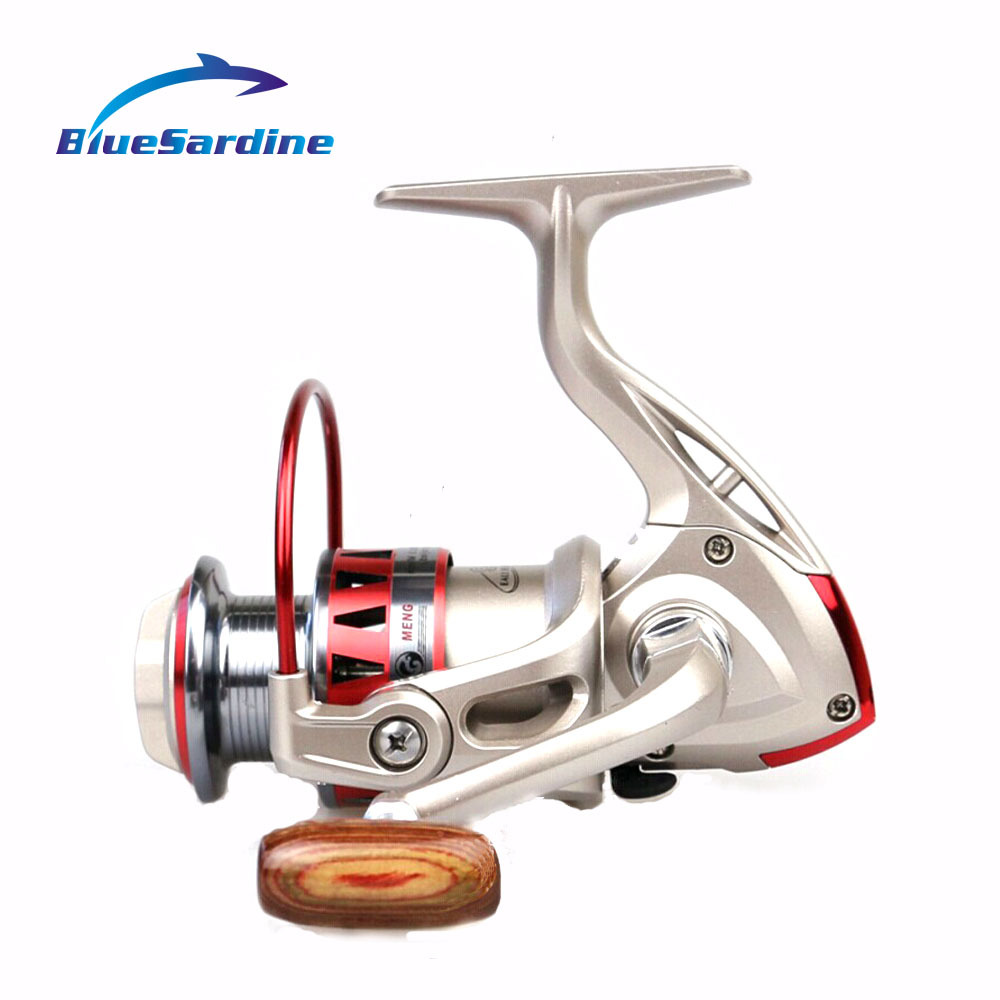 Quality Fishing Reel Carp Spinning Reel Coil Carretilha Pesca Metal Front Drag 10BB 5.5:1
