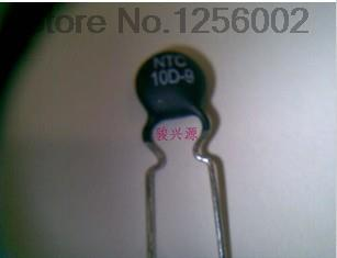 Free Shipping 100pcs NTC 10D 9 thermal resistor thermistor thermister
