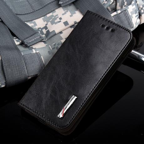 Microfiber High taste Flip leather Distinguished Retro Mobile phone back cover tfor blackberry z10 case(China (Mainland))