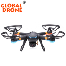 Global Drone GW007-1 4Channel Remote Control RC Drones Gyro 3D Dron Professional Drones With Camera FPV Quadcopter VS MJX X101