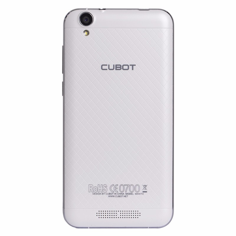 Original Cubot Manito Mobile Phone android 6.0 MT6737 Quad-Core Android 6.0 5.0Inch 3GB RAM 16GB ROM Smartphone 4G LTE Cellphone