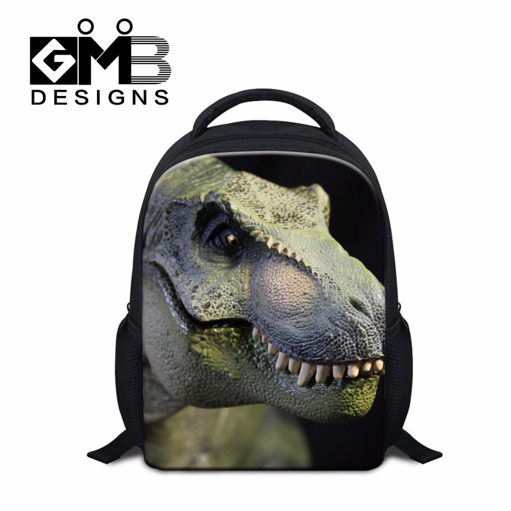 Animal Dinosaurs School Backpacks for Kids Small Back Pack Kindergarten Schoolbags Bookbags for Little Boys Cool Mochilas Girls(China (Mainland))