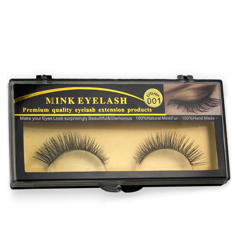 E112-1 Pairs Natural False Eyelashes Thick Eyelash Extension Beauty Makeup Mink Eyelashes Cilios Posticos Natural Maquiagem<br><br>Aliexpress