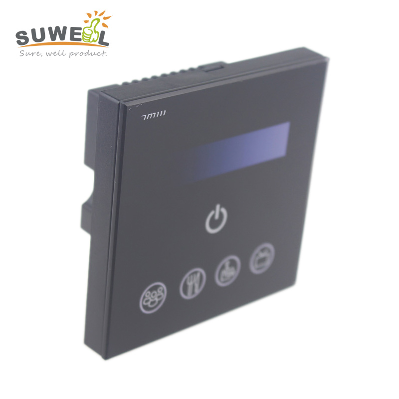 trailing edge touch switch ac 110-220v triac wifi led dimmer work in ios andriod system(China (Mainland))