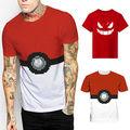 Pokemon Go ash ketchum pikachu Team Valor Team Mystic Team Instinct Pokeball nerd Red Tee shirt