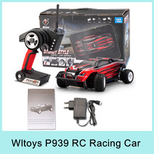 Wltoys WL P939 Super RC Racing Car 4WD 2.4GHz Drift Remote Control Toys 1:28 High Speed 30km/h Electronic Off-road New Arrival