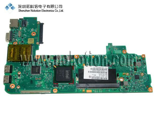 594804-001 For HP Mini CQ10 Series Laptop Motherboard DDR2 45days warranty 100%test(China (Mainland))
