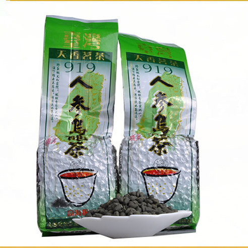 hot Free Shipping New Authentic Taiwan Ginseng Oolong Tea Blue and Elegant Tea Mountain Slimming Oolong Tea 250g<br><br>Aliexpress