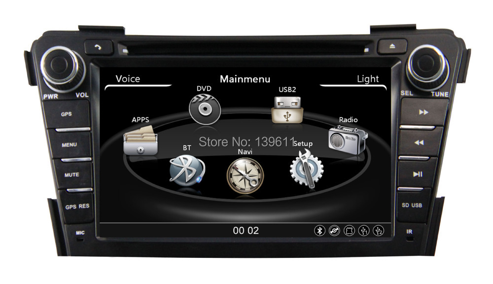 ZESTECH dual-core HD digital touch screen Car DVD Gps Navigation for Hyundai IX40 Car DVD Gps Navigation with radio,RDS,3G(China (Mainland))