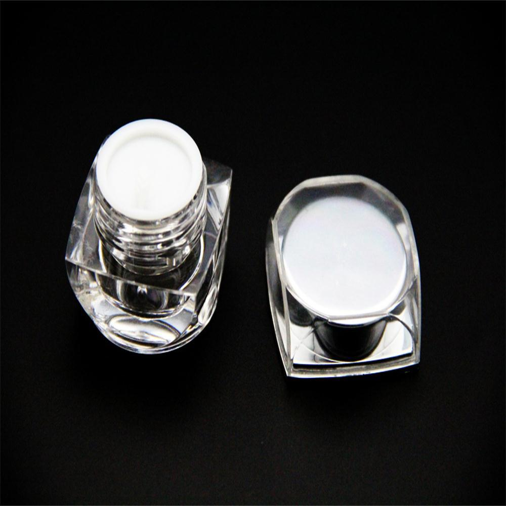 1PCS.10g cream jar, cosmetic container jars, plastic bottle container,display bottle,sample jar,cosmetic packaging(China (Mainland))