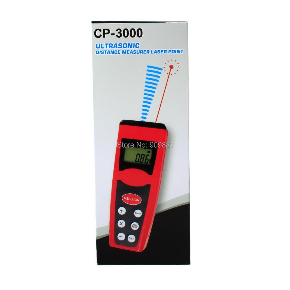 New Arrival Ultrasonic Distance Meter 18m Laser Rangefinder With Laser Pointer Pocket Mini Range Finder Measure Tools 10pcs EMS(China (Mainland))