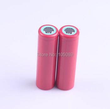 2PCS/lot Original 18650 UR18650FM 2600mAh Li-ion rechargeable battery For Sanyo Free Shipping