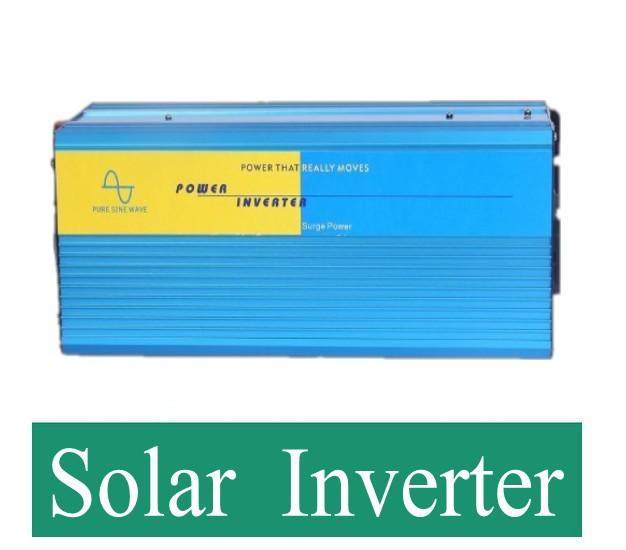 invertor 12 220 3000W Power Inverter Pure Sine Wave DC 24V to AC 230V(China (Mainland))