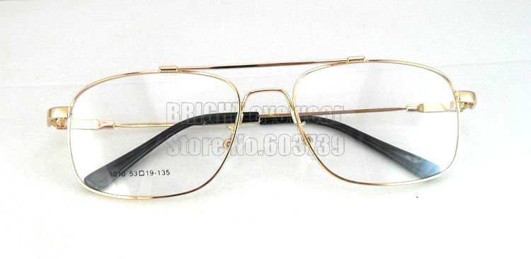 New Arrival Best selling metal double flexible bridge & temple optical eyeglasses frame eye glasses eyewear ready-made sell 1010(China (Mainland))