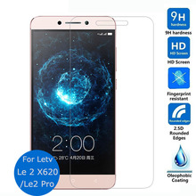 Buy For LeEco Letv Le 2 X620 / Le2 Pro Tempered Glass Screen Protector 0.26mm 2.5D 9h Safety Protective Film on Letv2 Pro X25 X20 for $1.80 in AliExpress store