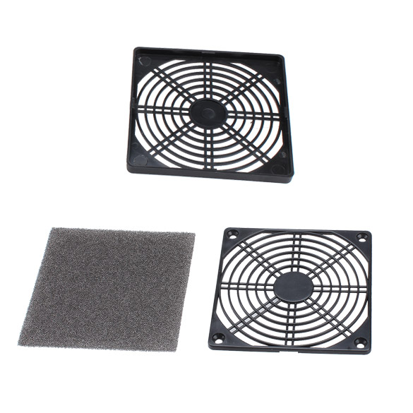 High Quality Fan Dustproof Dust Filter Screen120mm PC Computer Case(China (Mainland))