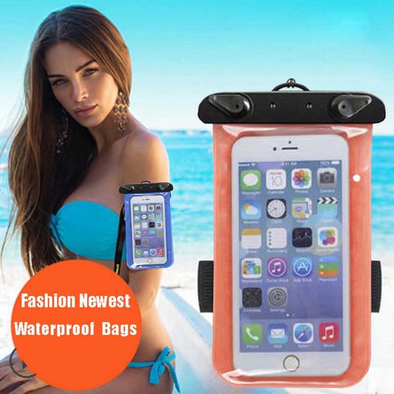 PVC Waterproof Diving Bag For Mobile Phones Underwater Pouch Case For Nokia Lumia 630 640 730 710 720 735 800 820 830 Pocket(China (Mainland))