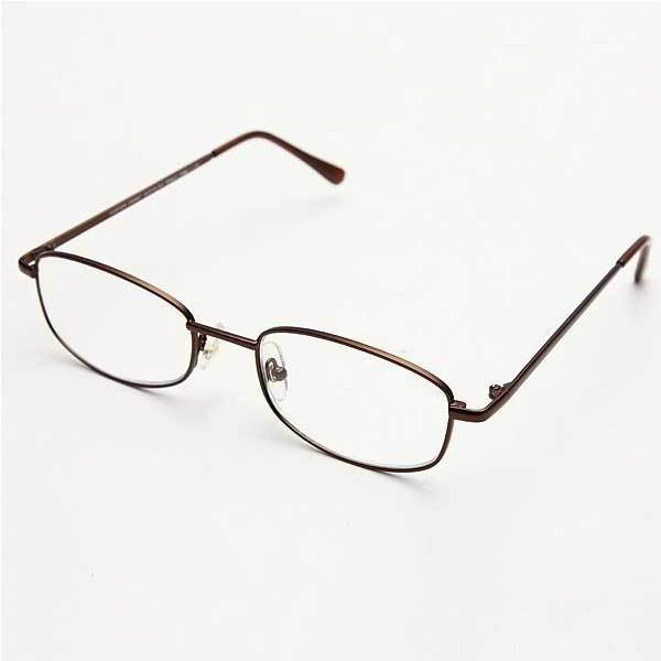 Atlantago Fashion Mens Women Eyeglass Metal Frames Reading ...
