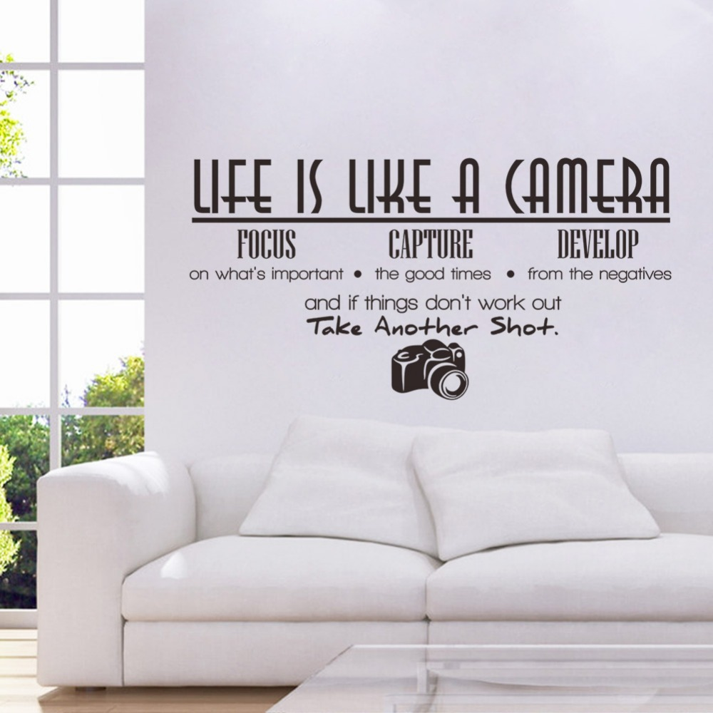 Home Decor Wall Paper Decals