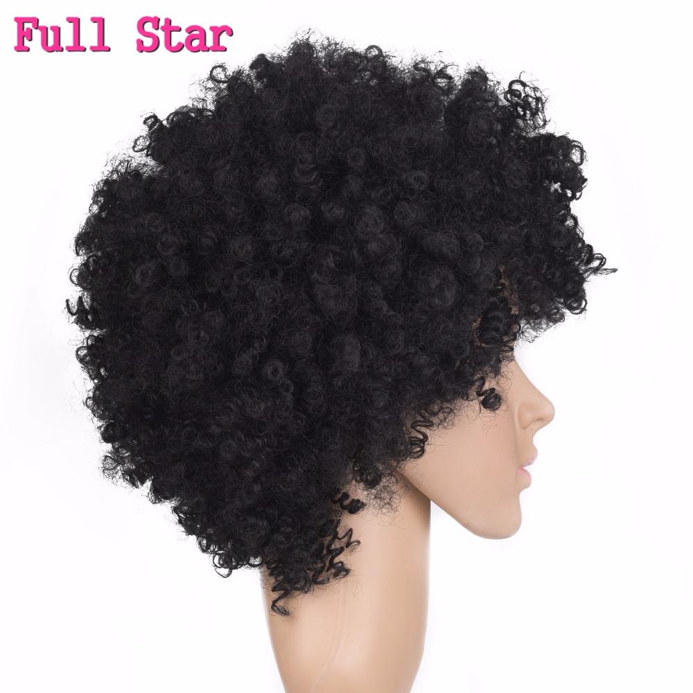 synthetc wig Full Star302