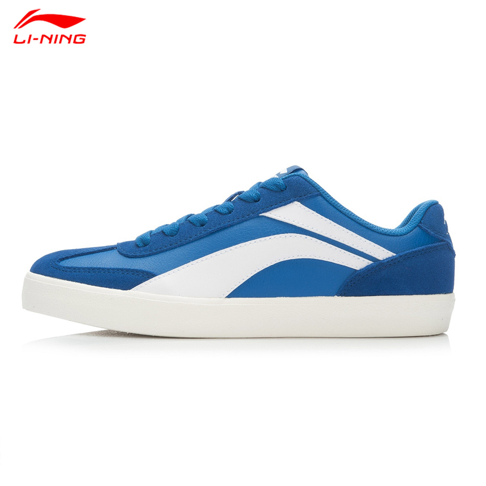 Li-Ning Men fashion  Classic casual shoes Skateboarding Shoes Casual Sneakers Lining ALCK113