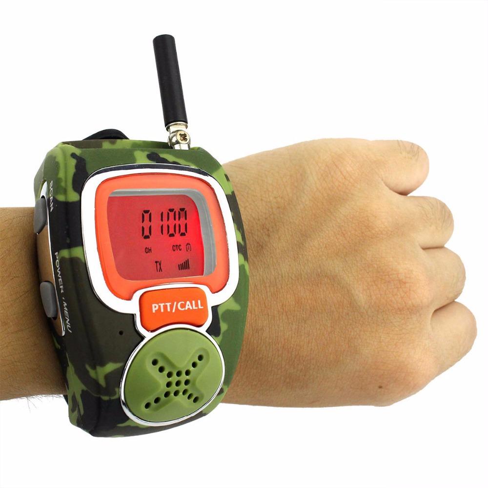A Pair Freetalker RD-820B Walkie Talkie UHF 0.5W 22CH VOX Scan Scrambler LCD Portable Radio Watch A7205M(China (Mainland))